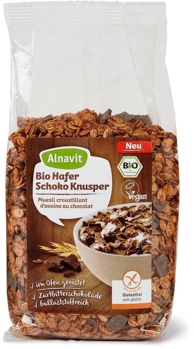 Alnavit Hafer Schoko Knusper