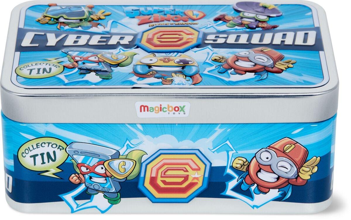 Superzing S Tin Cyber Squad Spielfigur