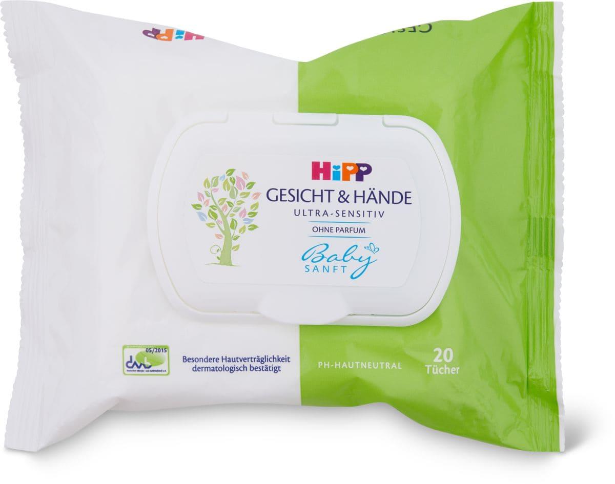 Hipp Babysanft salviettine