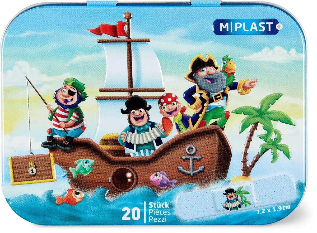 M-Plast Kinderpflasterbox 20 Stk.