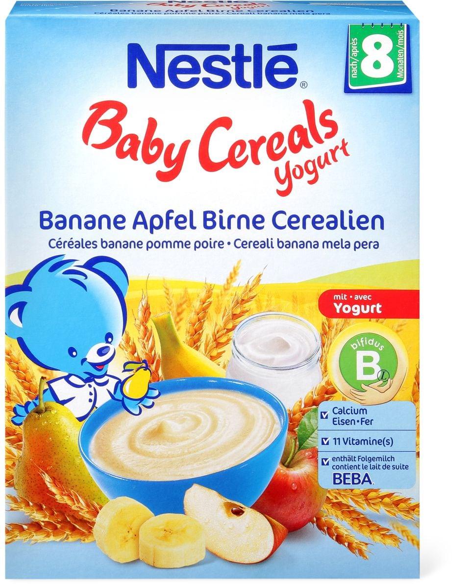 Nestlé Baby Cereals Yogurt banana, mela e pera