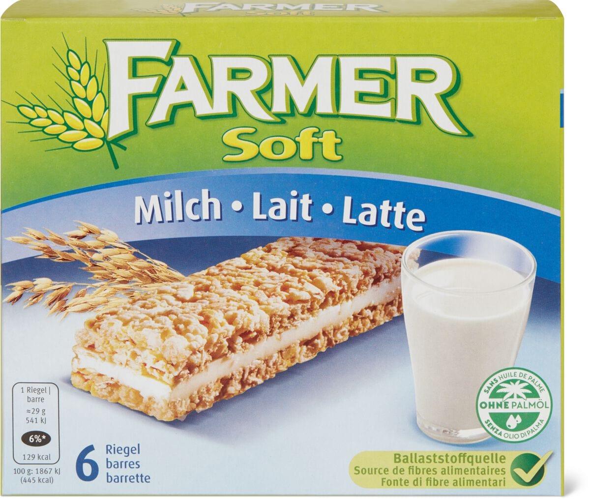 Farmer Soft Milch