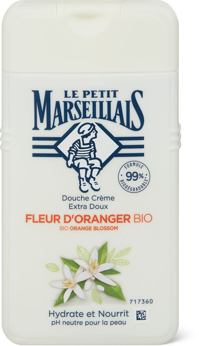 Le Petit Marseillais Duschcreme Orangenblüten