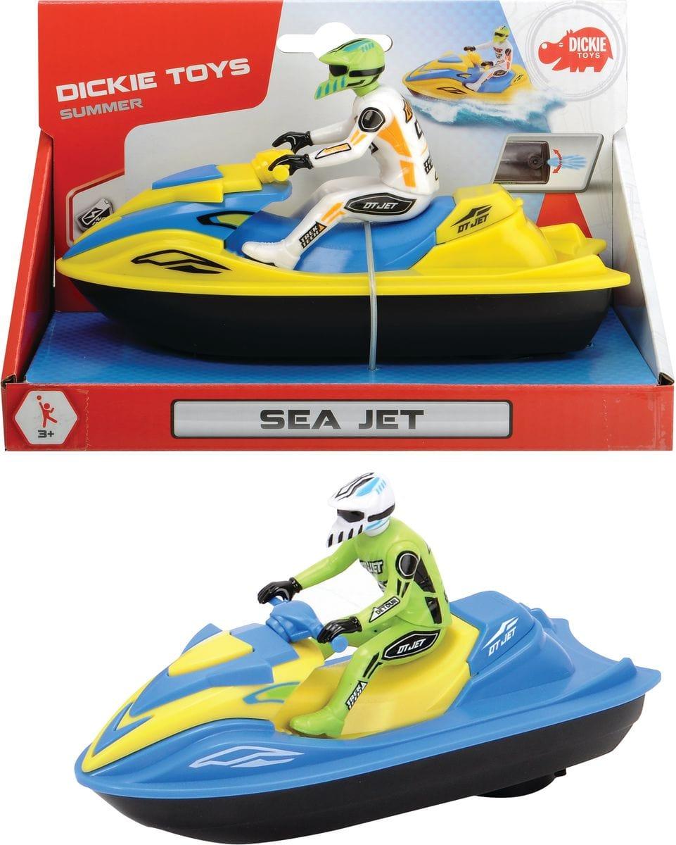 Dickie Toys Jet Ski Giocattoli acquatici