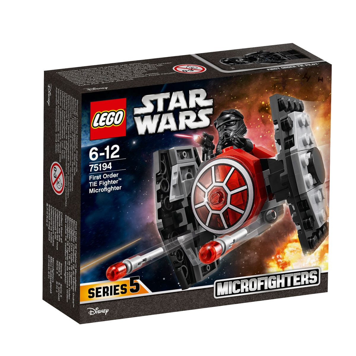 Lego Star Wars 75194 Tie Fighter