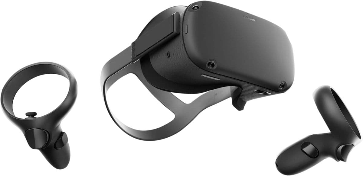 Oculus Quest 64 GB 3D Virtual-Reality-Headset