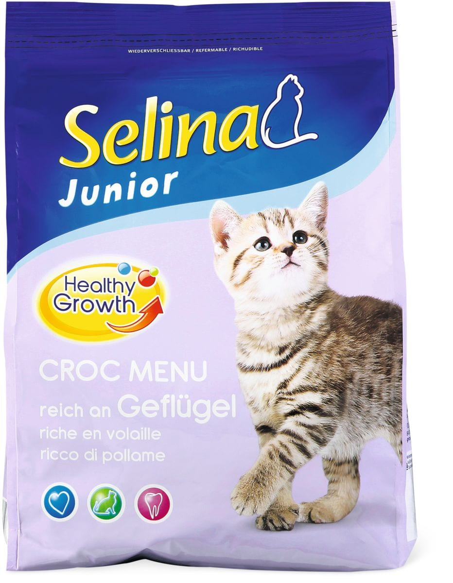 Selina Junior Croc Menu Volatile