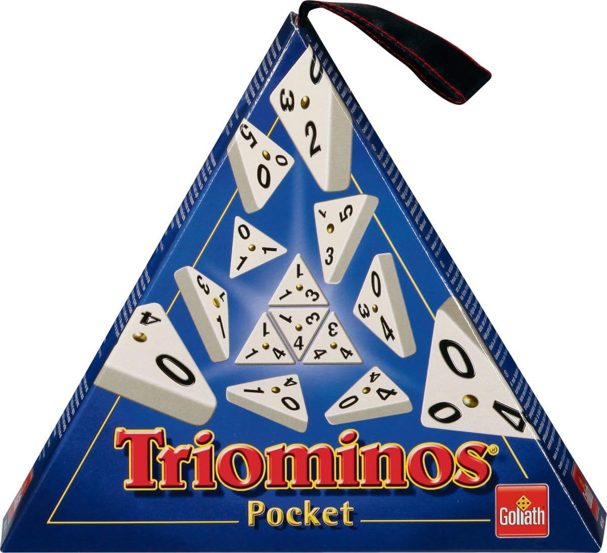 Carlit Triominos Pocket Giochi di società