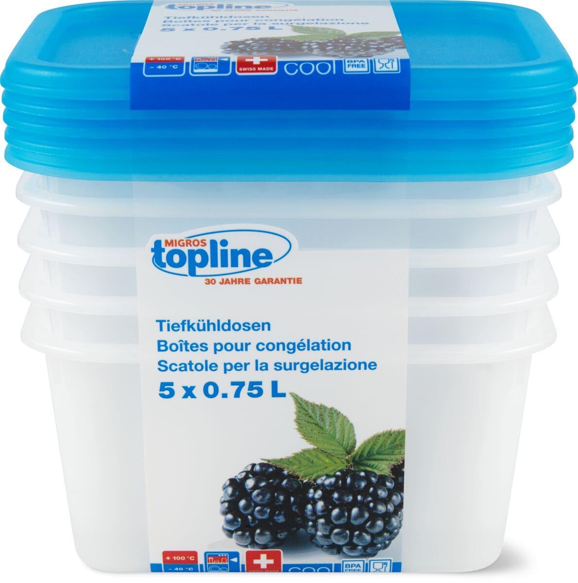 M-Topline COOL Boîte de congélation 0.75L