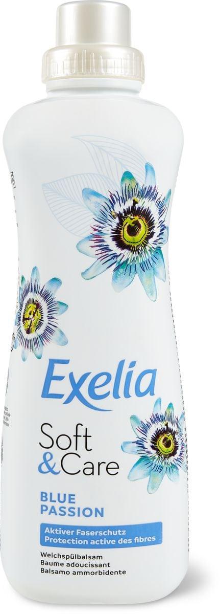 Exelia Weichspüler Blue Passion