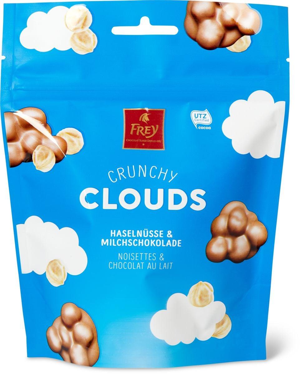 Crunchy clouds Nocciole