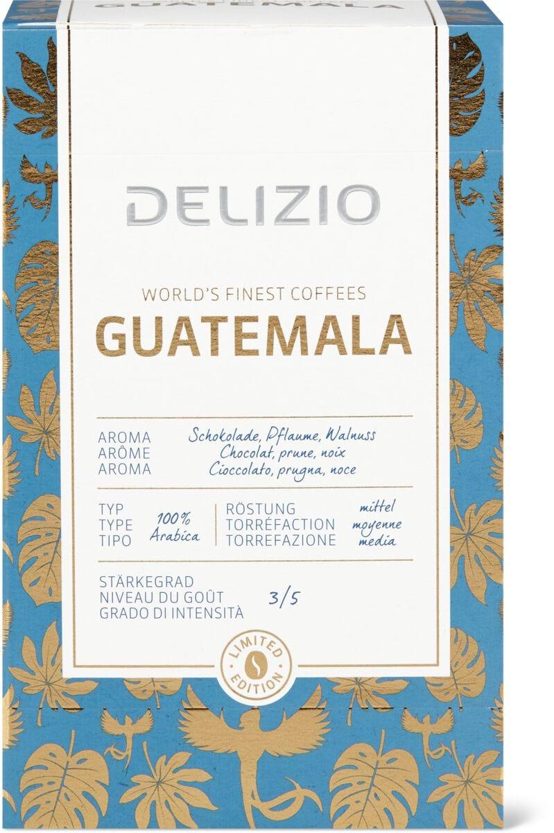 Delizio Guatemala 12 Kapseln