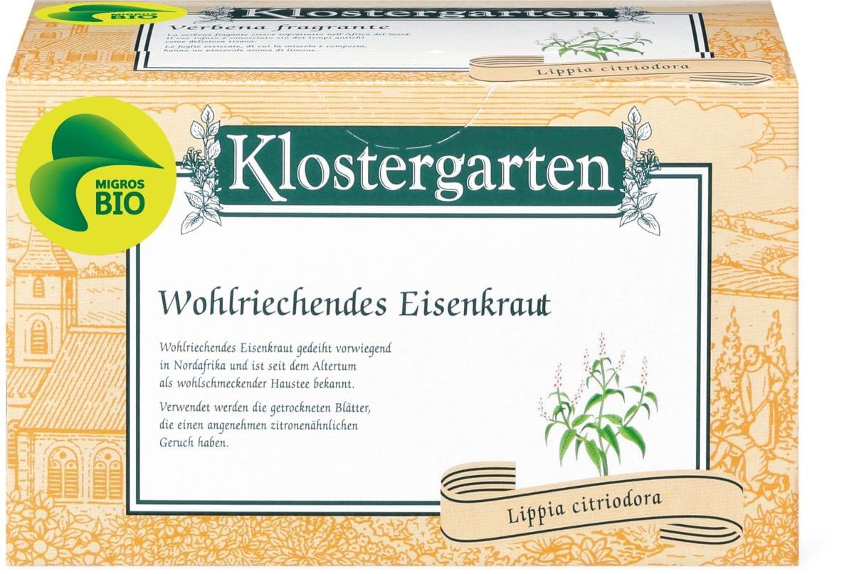 Bio Klostergarten Verveine odorante