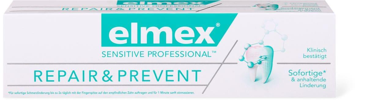 Elmex Zahnpasta Repair & Prevent