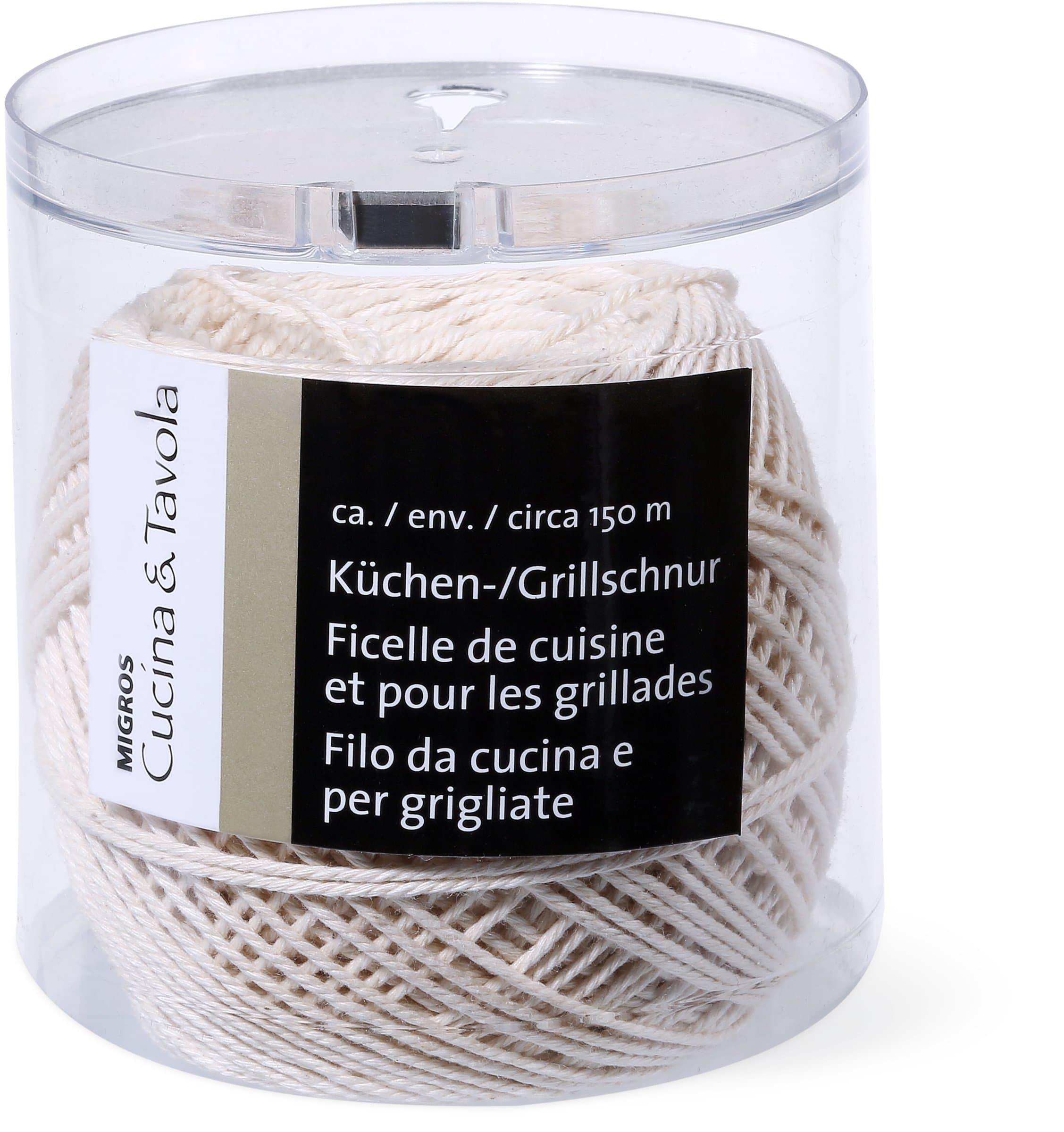 Cucina & Tavola Ficelle de cuisine et pour les grillades