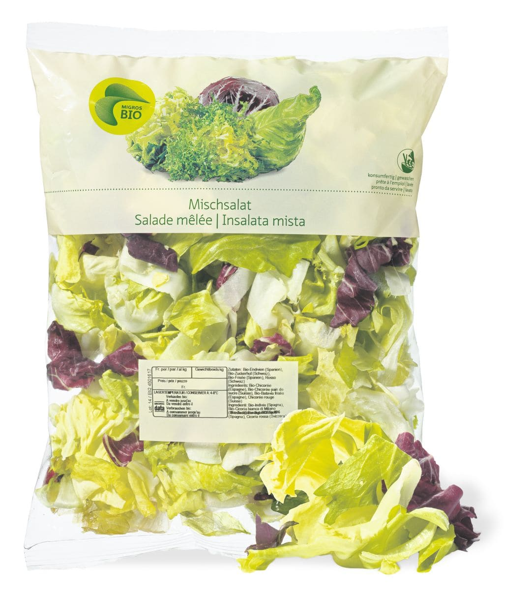 Bio Salade mêlée