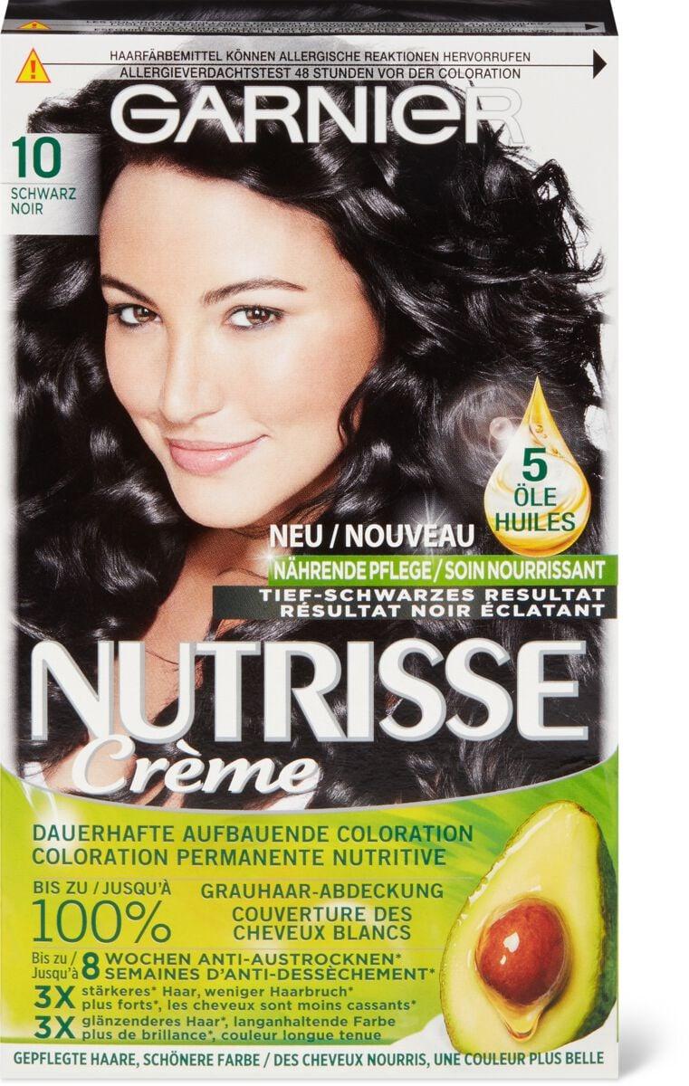Garnier Nutrisse 10 Schwarz