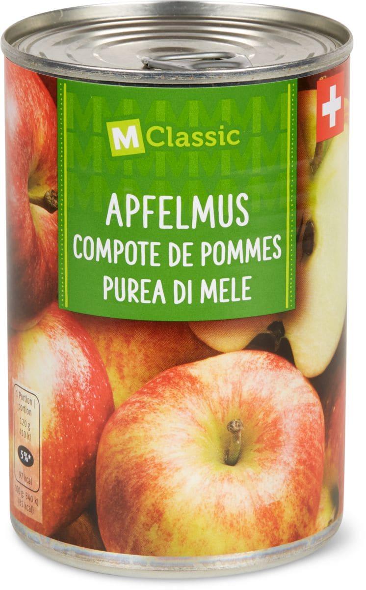 M-Classic Compote de pommes