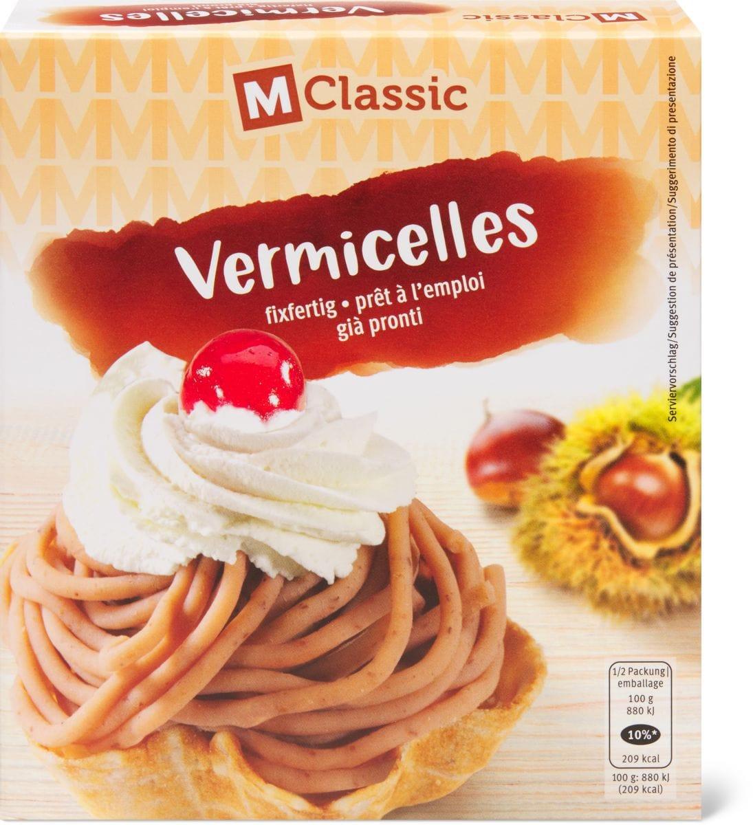 M-Classic Vermicelle fixfertig
