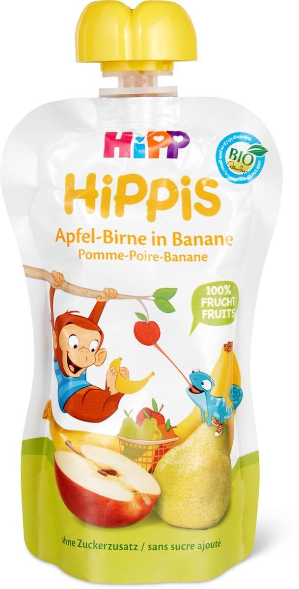 HiPP Quetschbeutel Apfel Birne Banane