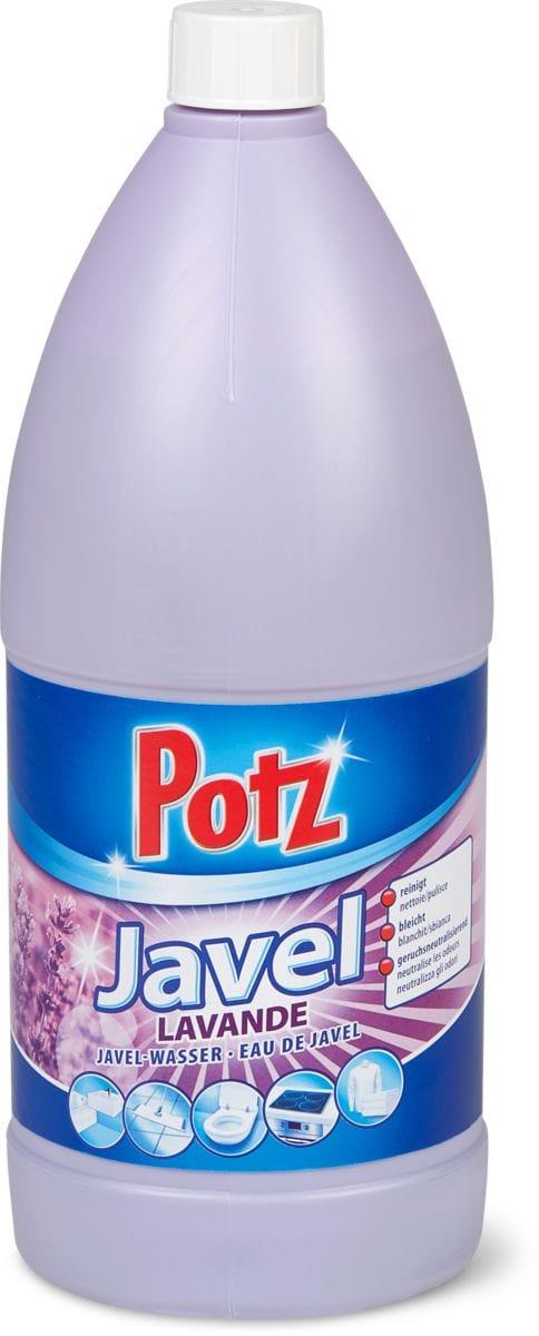 Potz Javel-Wasser Lavande