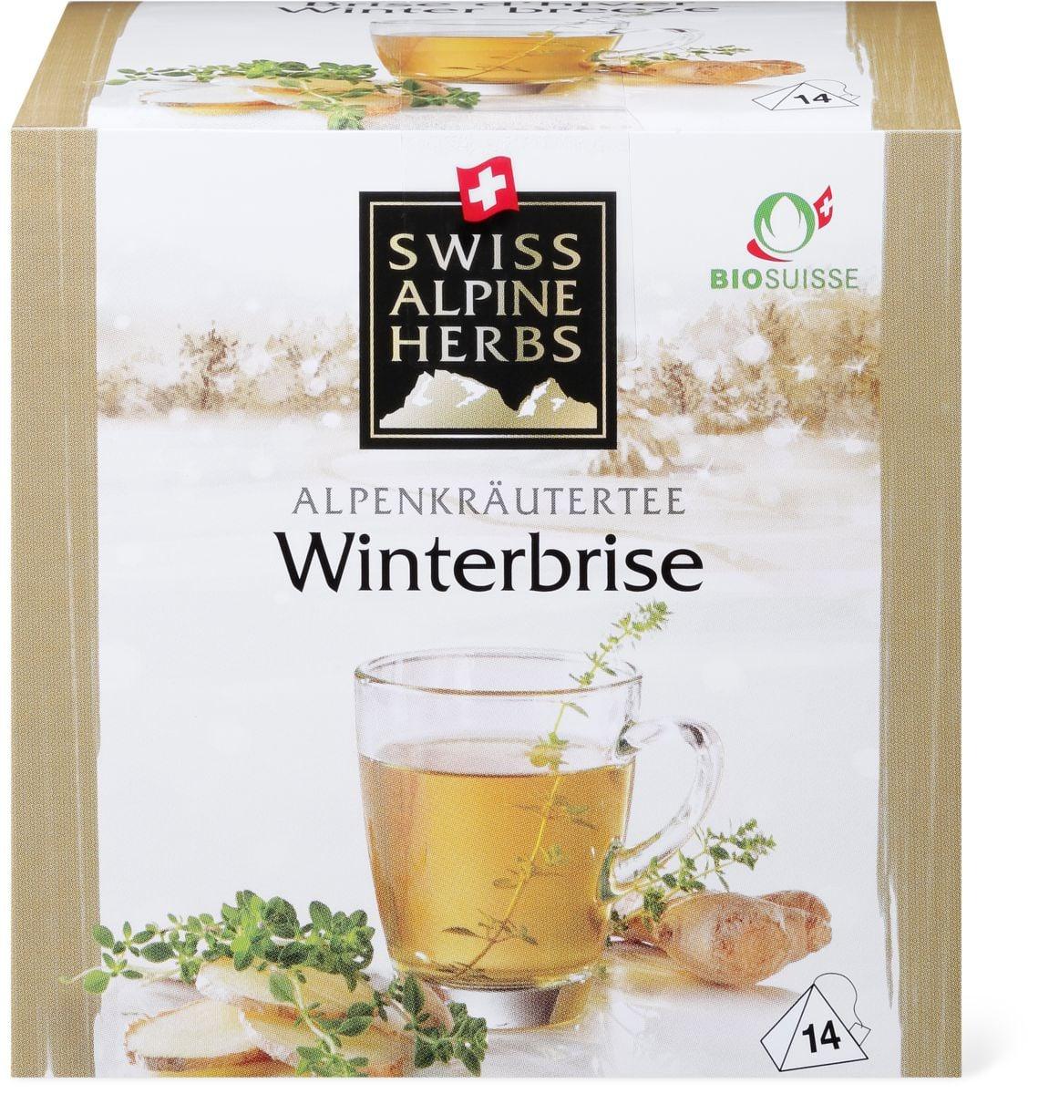 Bio Swiss Alpine Herbs Winterbrise