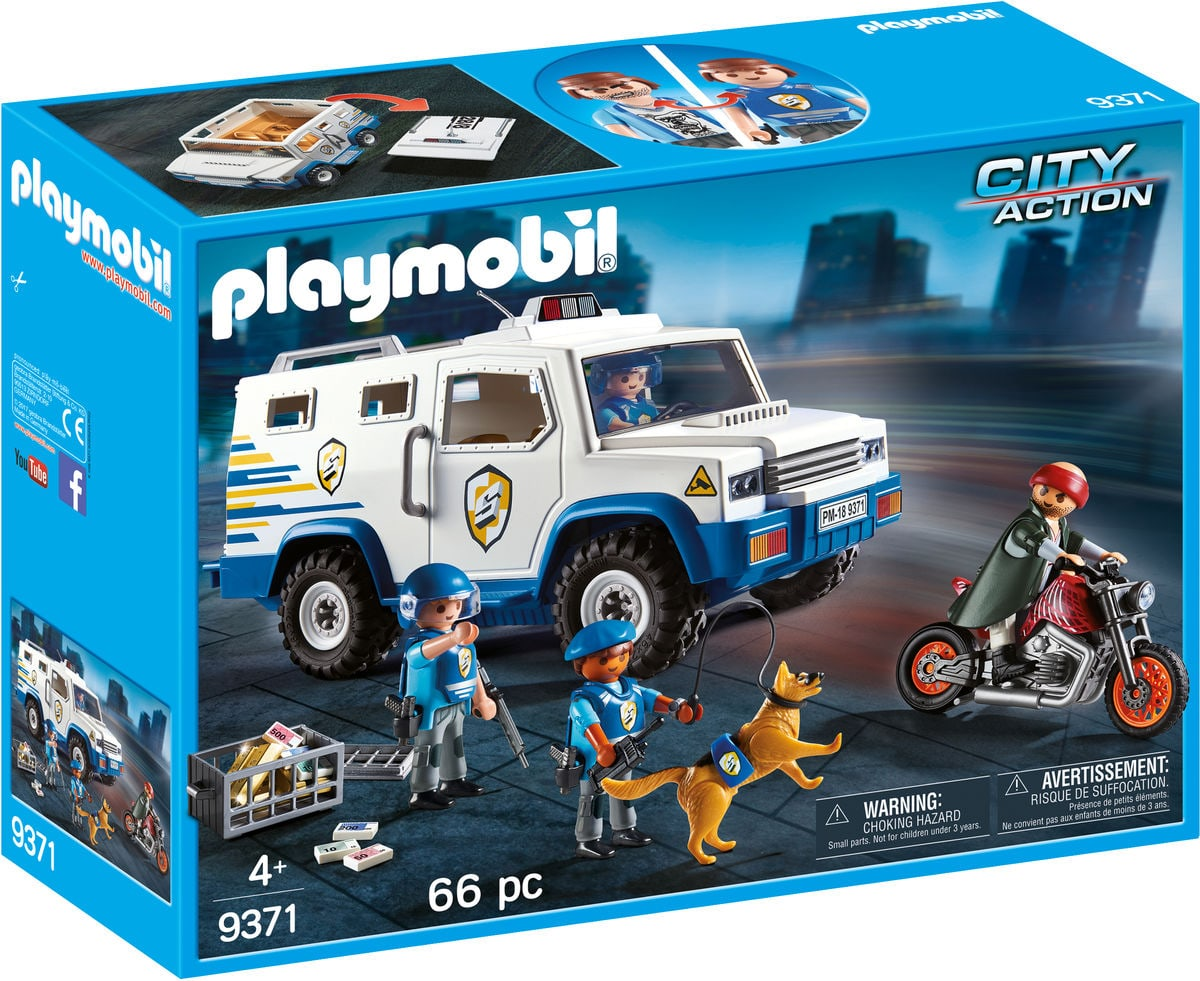 Playmobil Furgone Portavalori