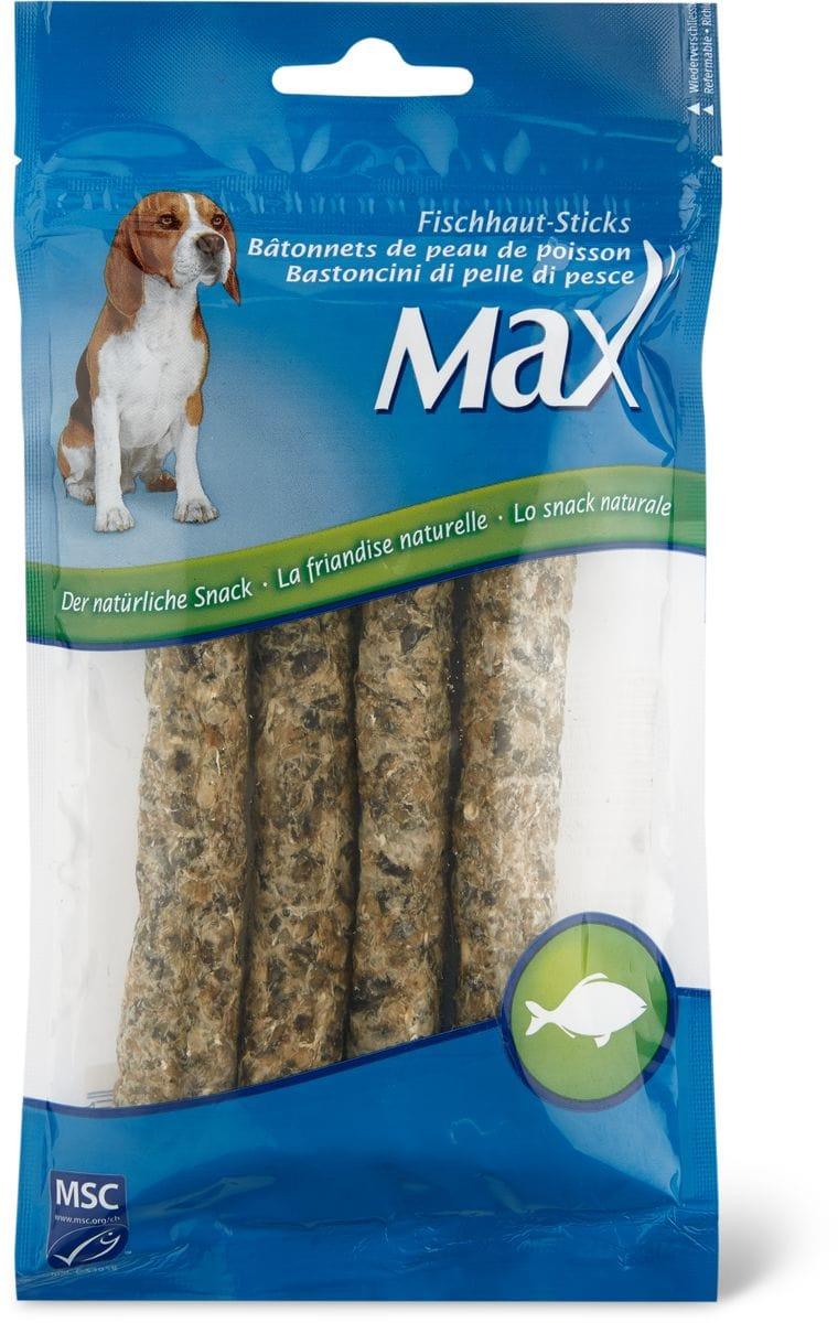 Max MSC bâtonnets de peau de poisson