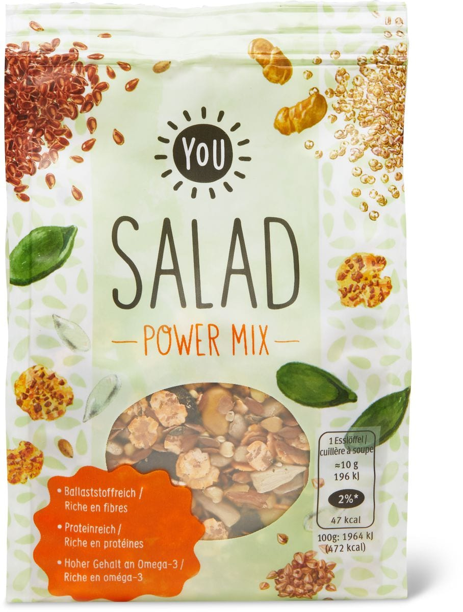 Bio YOU Salad Power Mix