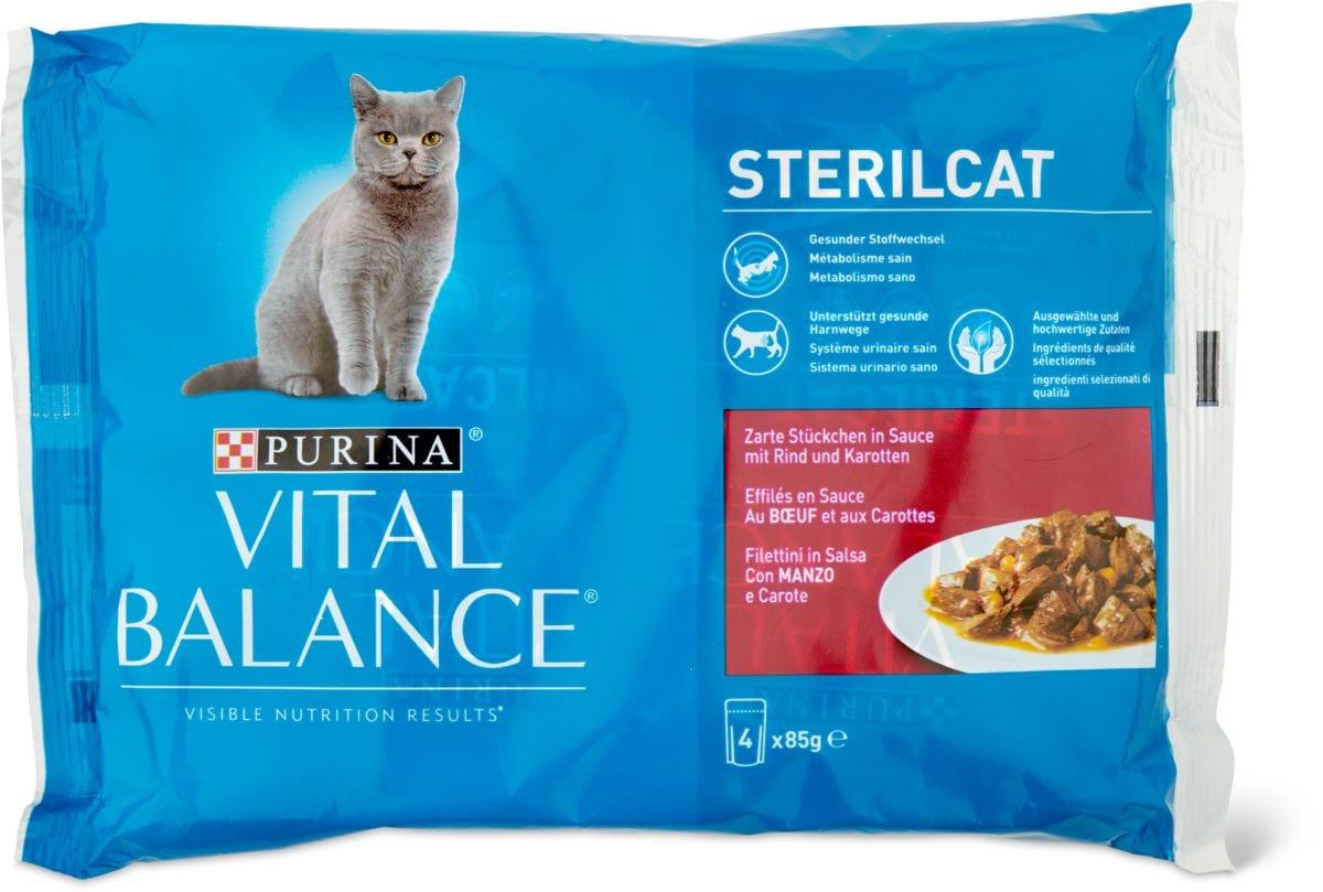 Vital Balance Sterilcat Rind