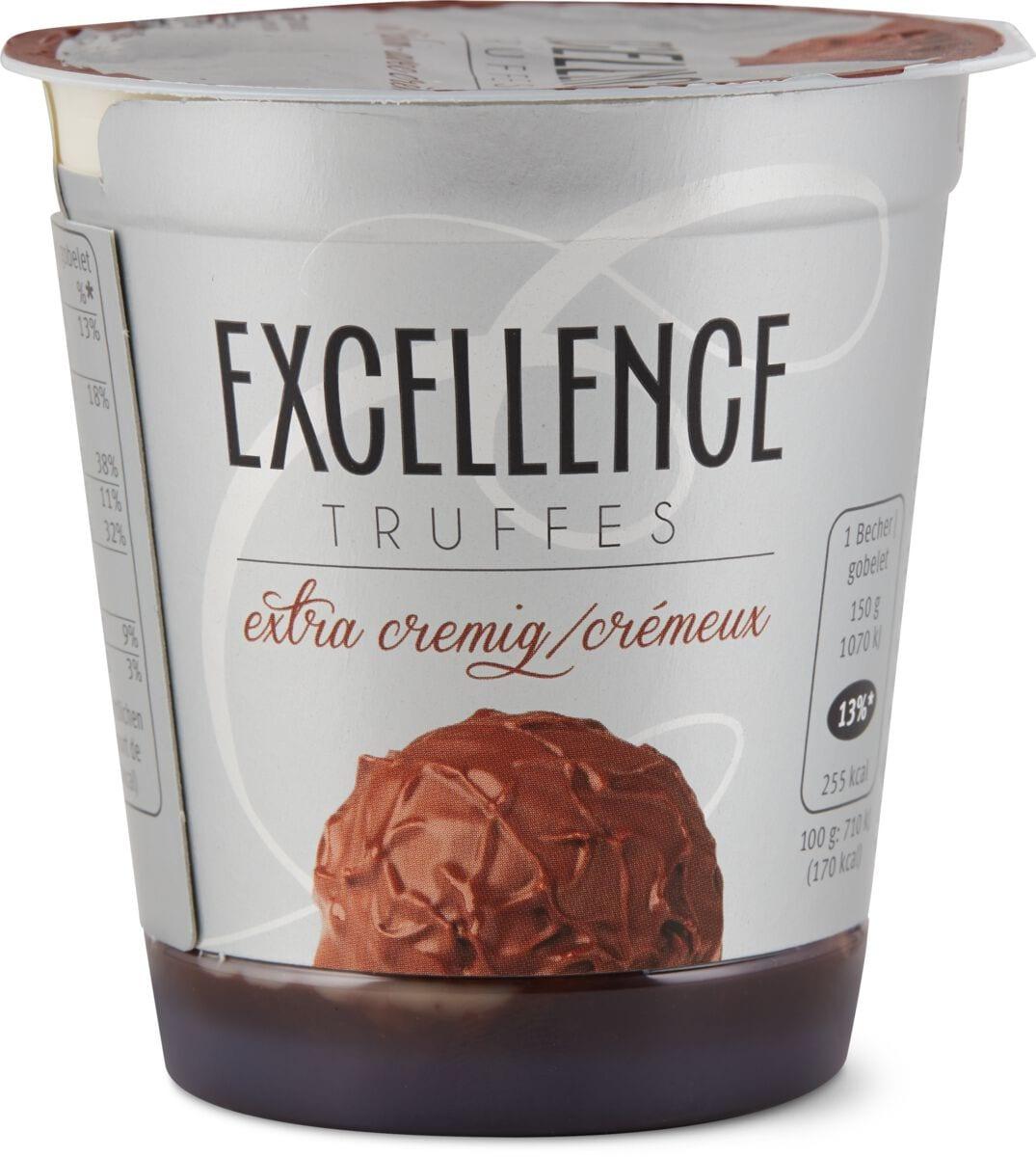 Excellence Truffes Joghurt mit Rahm