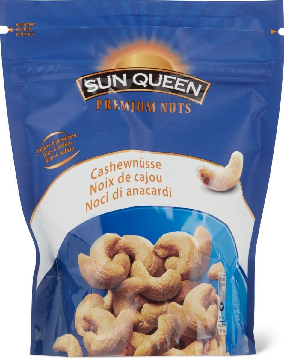 Sun Queen Cashewnüsse