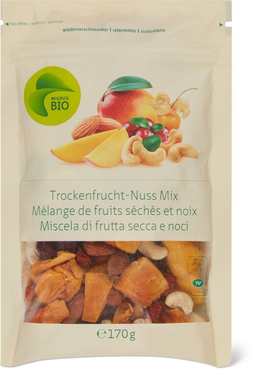 Bio Trockenfrucht-Nuss Mix