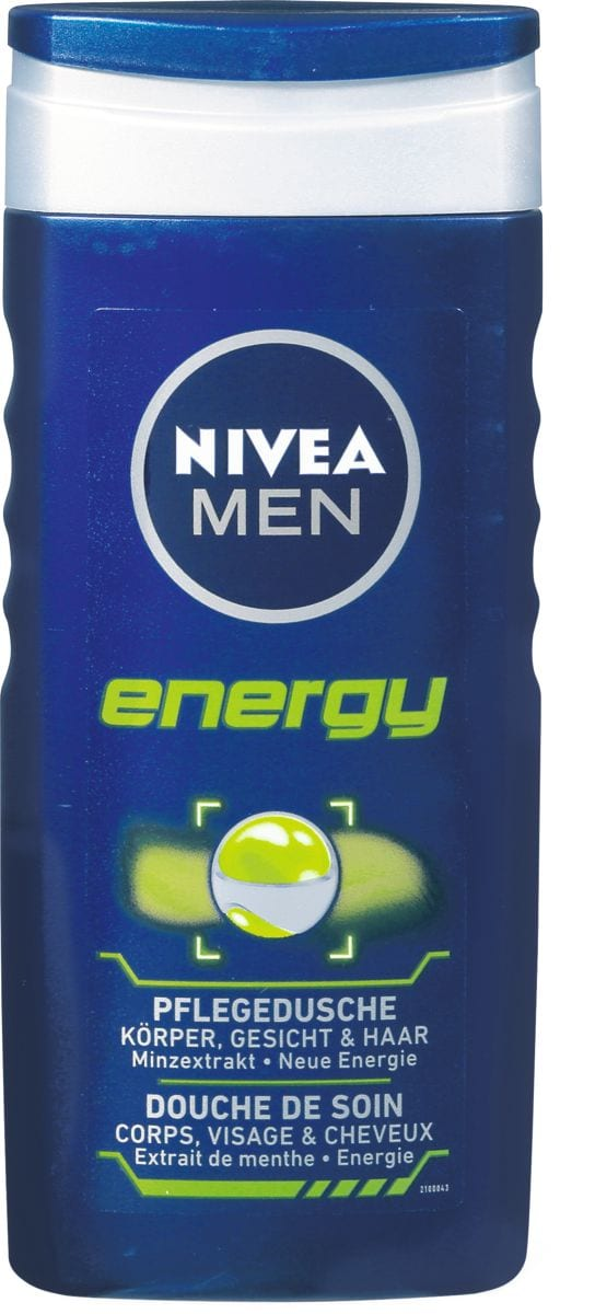 Nivea for men energy Pflegedusche
