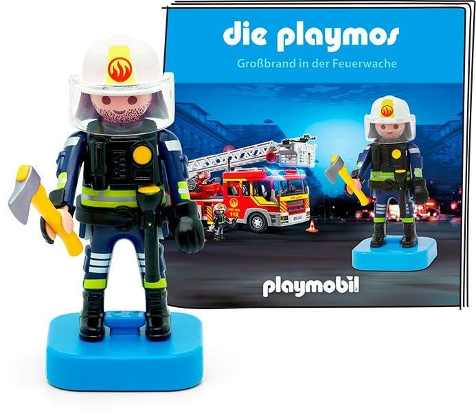 PLAYMOBIL® Tonies Playmo Feuerwache (DE) Hörspiel