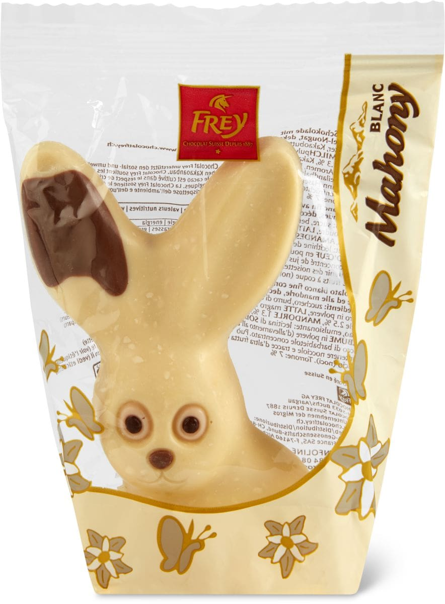 Frey Hase Mahony Weiss, 100g