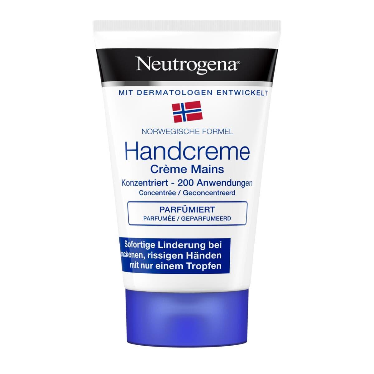 Crème pour les mains parfumée Neutrogena