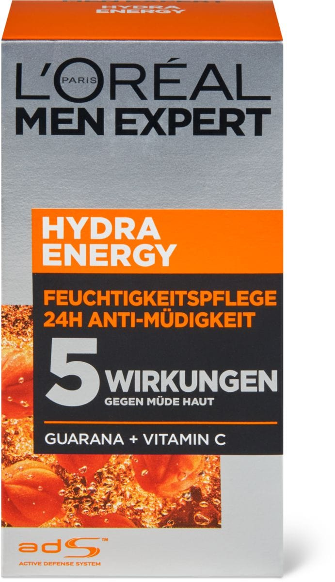 Men Expert Hydra Energy AntiMüdigkeit