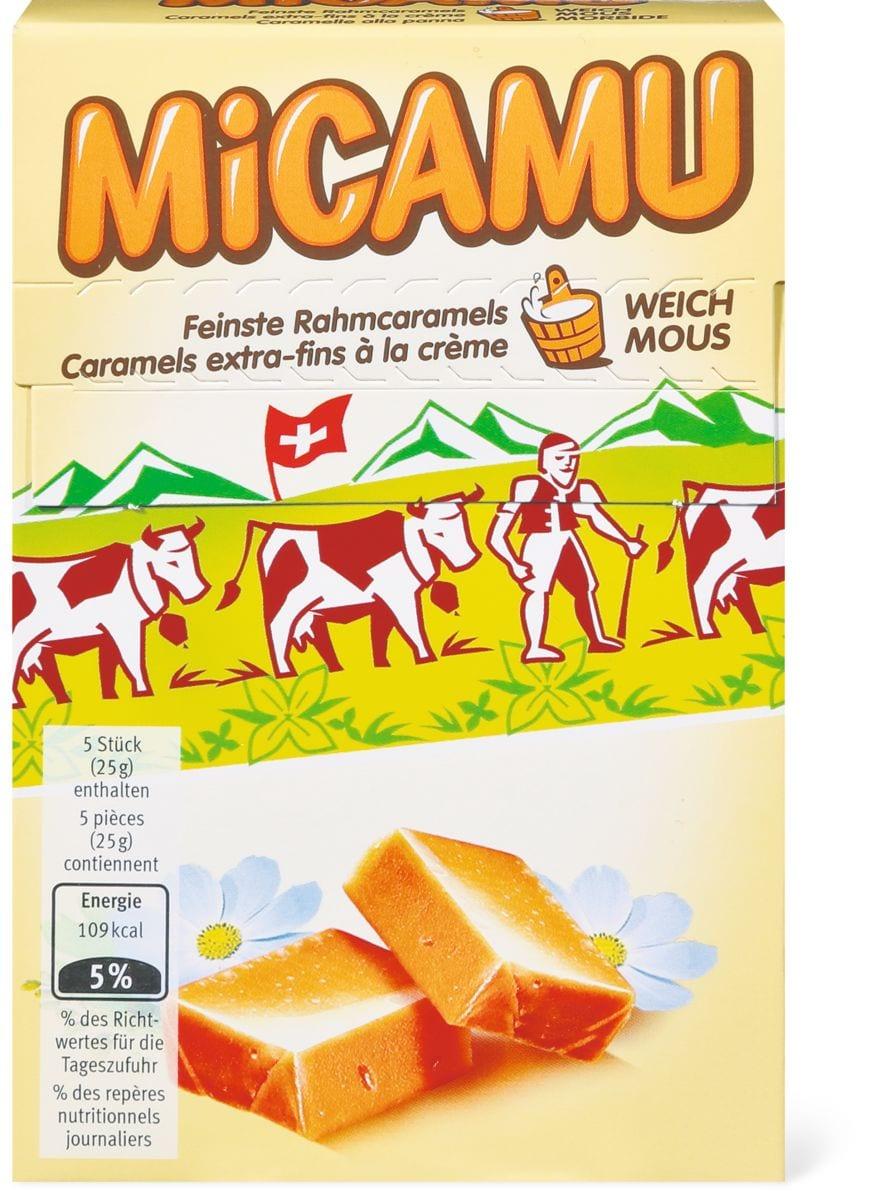 Micamu Rahmcaramels weich