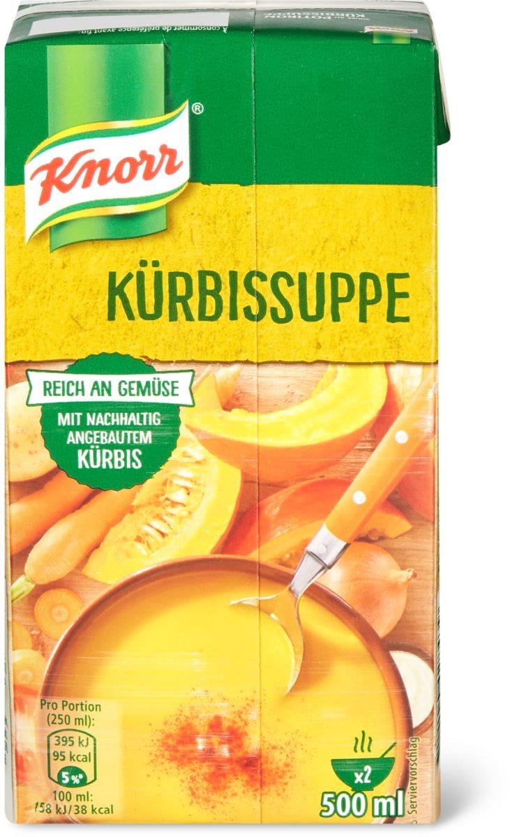 Knorr Soupe aux potirons