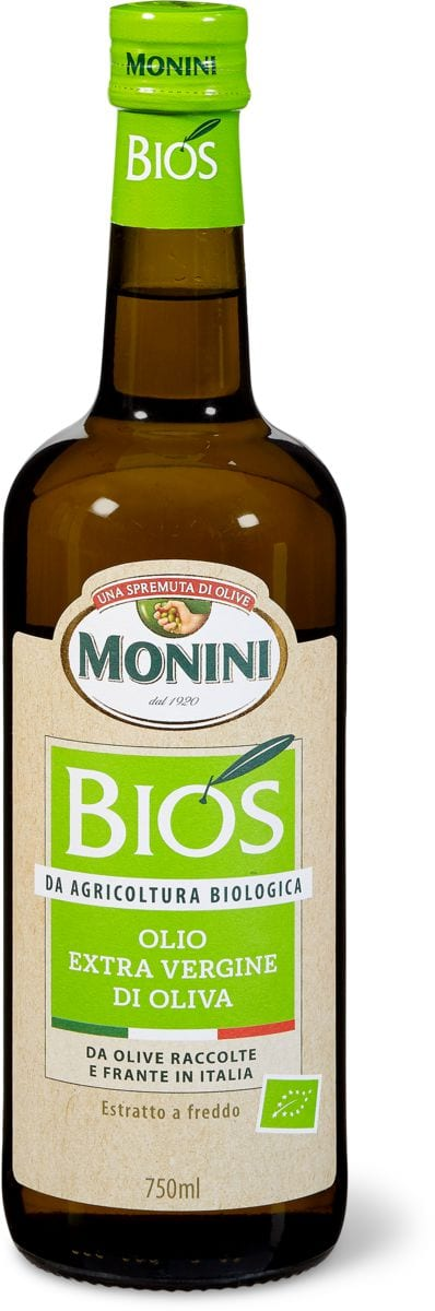 Monini BIOS Olio d'oliva