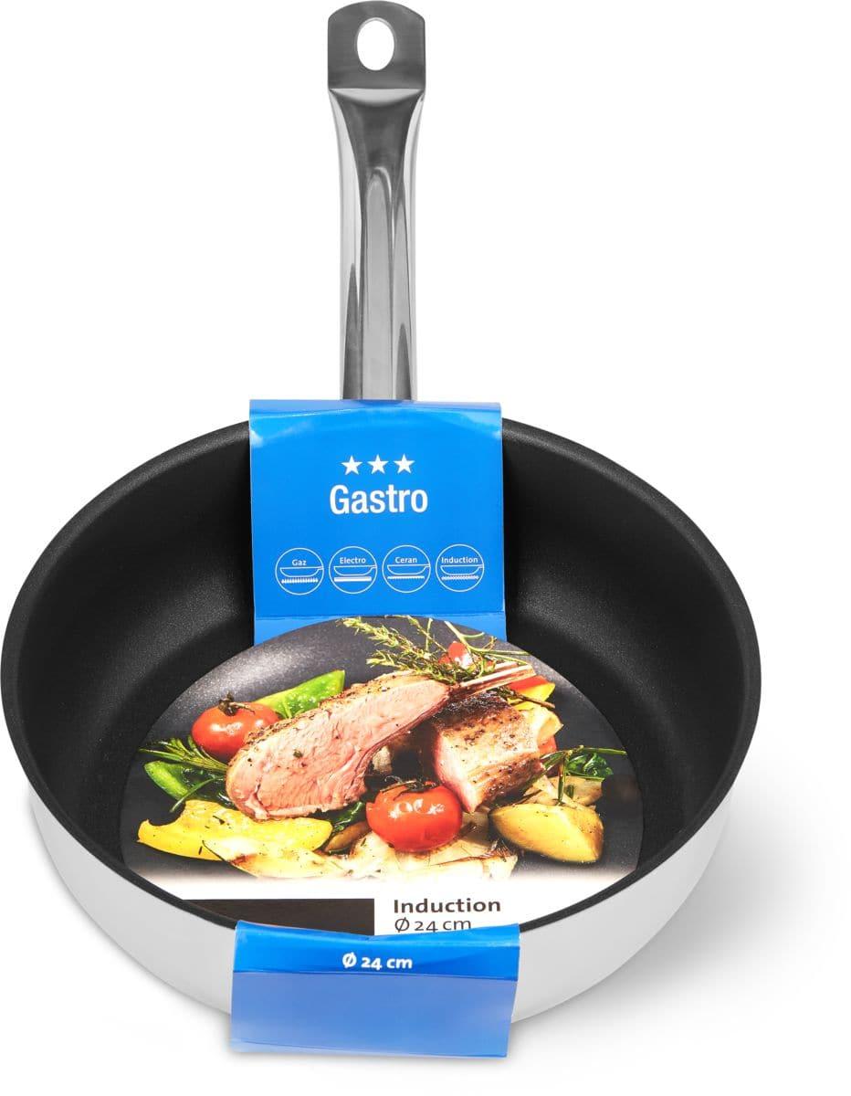 Cucina & Tavola GASTRO Poêle 24cm high