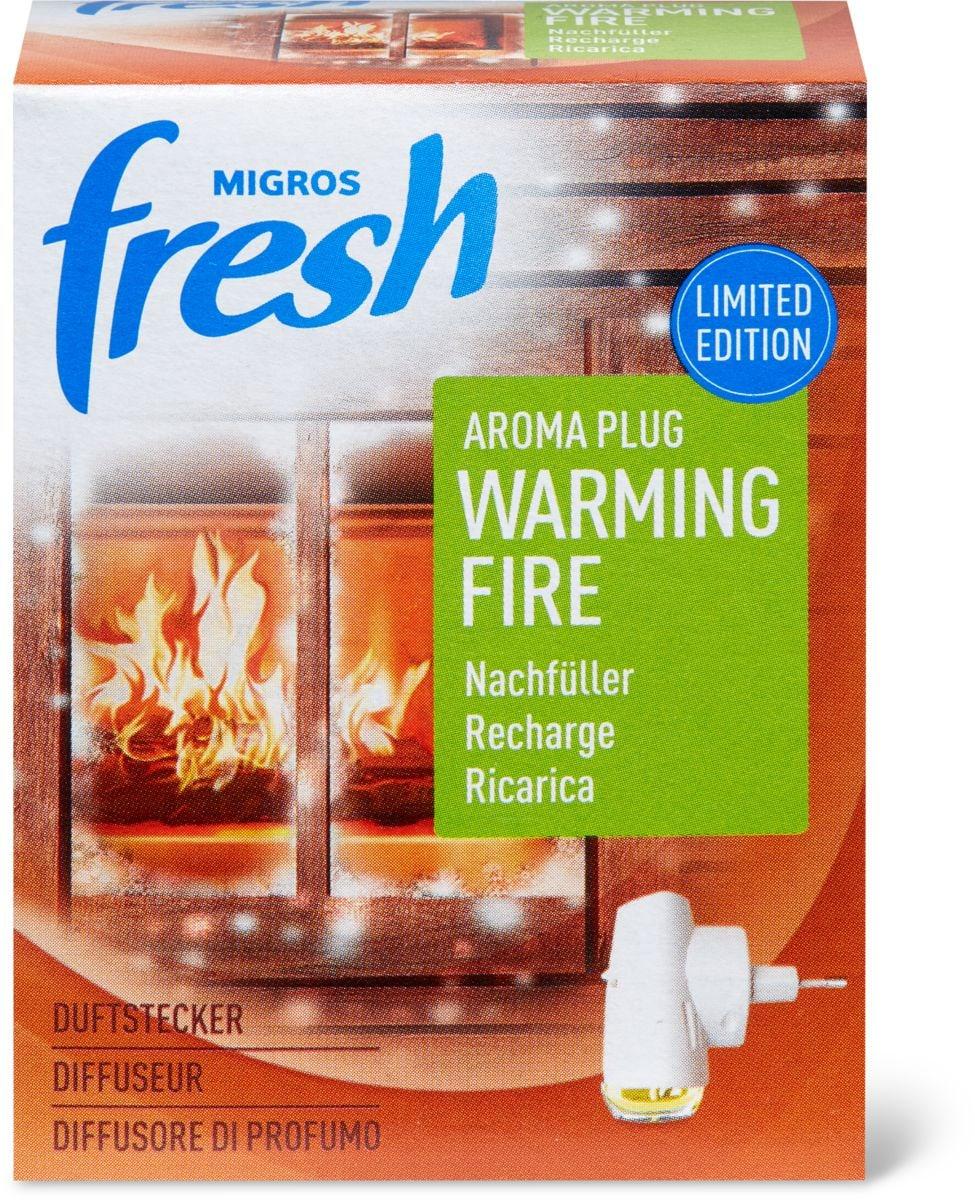 M-Fresh Duftstecker Warming Fire