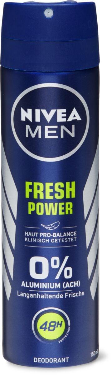 Nivea Men Deo Spray Fresh Power