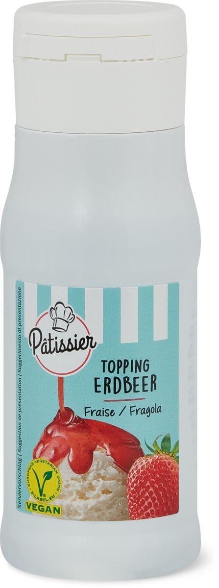 Patissier Topping Erdbeer