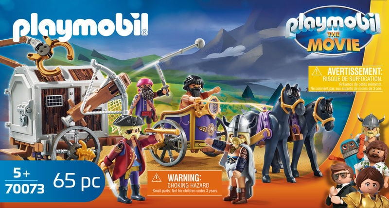 Playmobil 70073 The Movie Charlie
