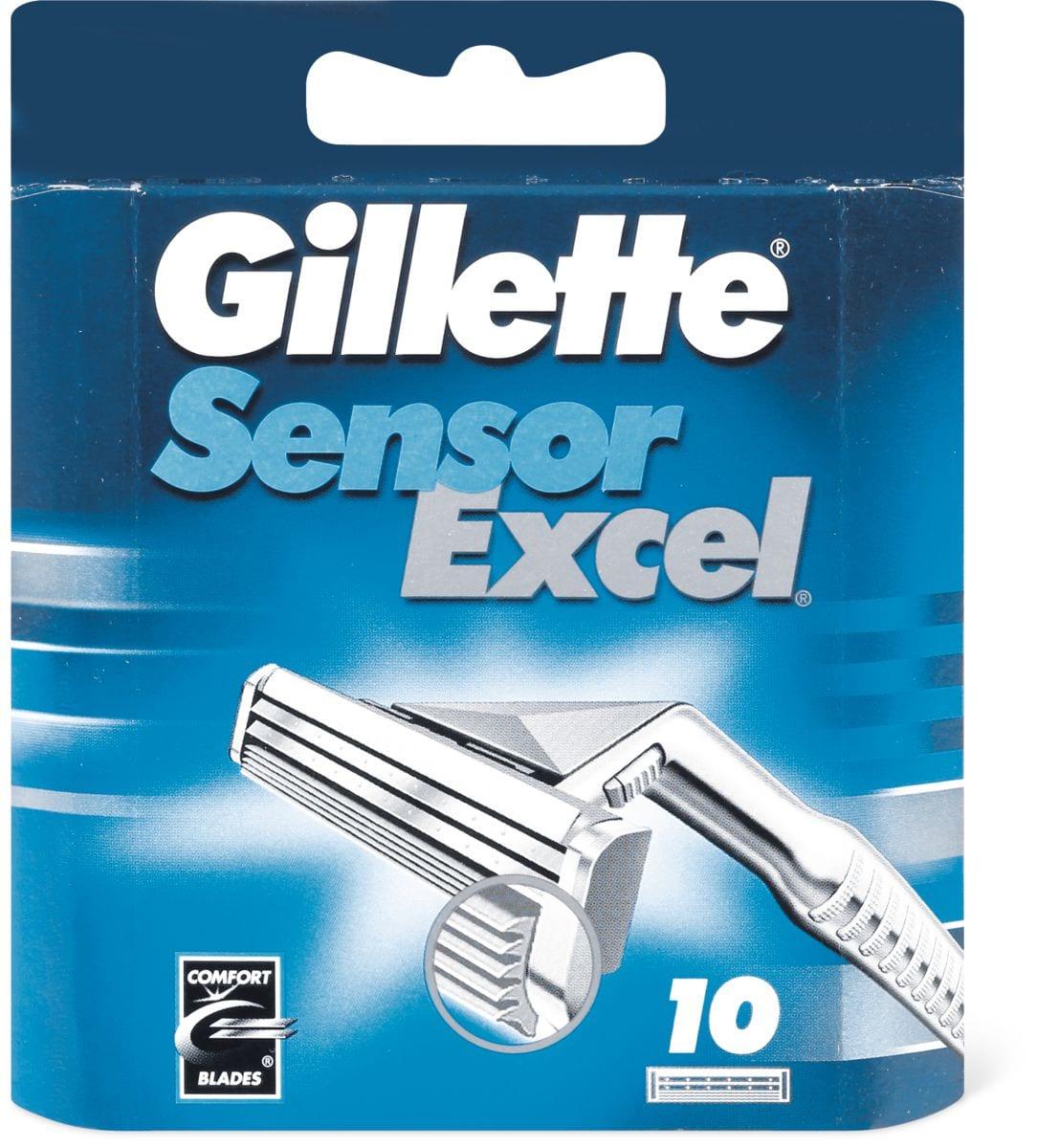 Gillette Sens. Excel Lames de rechange