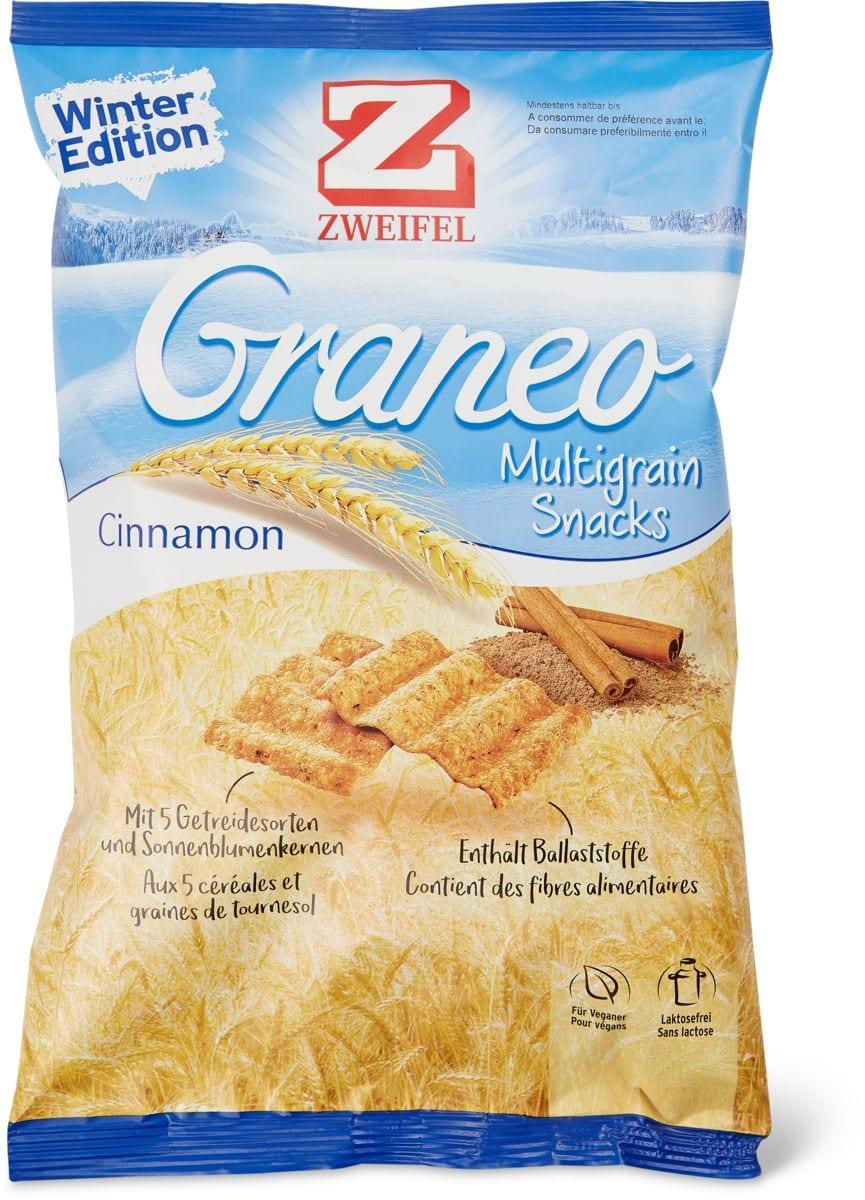 Zweifel Graneo Cinnamon