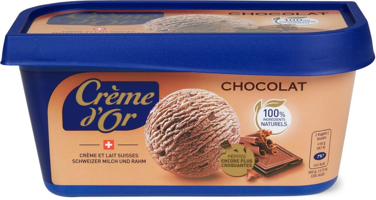 Crème d'or Chocolat
