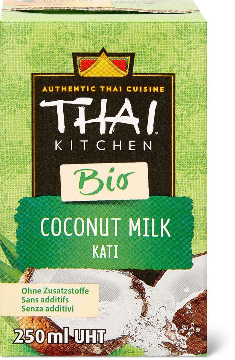 Bio Thai Kitchen Coconut Milk Kati